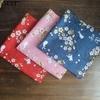 Mouchoir-en-tissu-de-style-japonais-furoshiki-tradition-classique-japonaise-imprim-nombreuses-utilisations