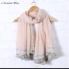 Echarpe Ethnique «Kérala» style Bohème-chic-19
