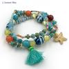 Bracelet Bohème «Sarasvān» Esprit de la Mer-1.1