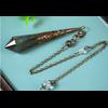 Pendule de soin énergétique «Wicca»en Labradorite-4