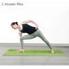 Tapis de Yoga coloré « Saṃsāra » Mandala – 183 x 58 cm –  6 mm d'épaisseur-6