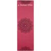 Tapis de Yoga coloré « Saṃsāra » Mandala – 183 x 58 cm –  6 mm d'épaisseur-16.1