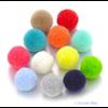 400 pixels-20 Balles feutrine pour Pendentif Diffuseur  Aromathérapie