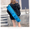 Sac à Tapis imperméable «Feng Shang Yoga»-Bleu azur