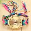 Vintage-Femmes-Ethniques-Main-Tress-Quartz-Montre-Tricot-Dreamcatcher-Montre-Bracelet-Cadeaux-LL-17