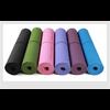 Tapis de Yoga «Triśūla » Alignement-couleurs