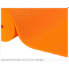 Tapis de yoga Non toxique- 6mm-Chinmudra- Détail Orange