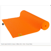 Tapis de yoga Non toxique- 6mm-Chinmudra- Orange Safran