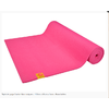Tapis de yoga Non toxique- 6mm-Chinmudra- Rose Indien