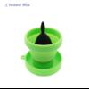 Coupe menstruelle Noire en Silicone de qualité médicale-9