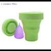 Coupe menstruelle Pastel en Silicone de qualité médicale + Boîte + Pochette-13.2