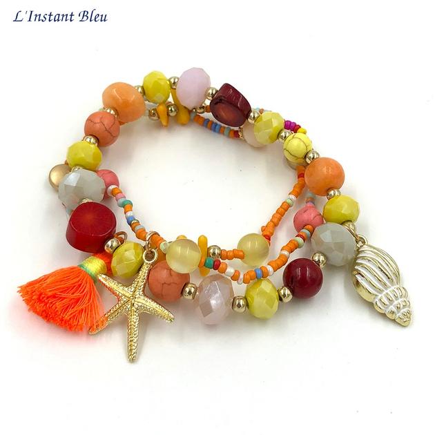 Bracelet Bohème « Manā » Esprit de la Mer-1.1