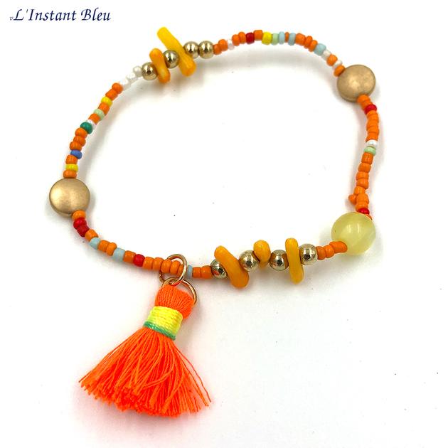 Bracelet Bohème « Manā » Esprit de la Mer-4.1
