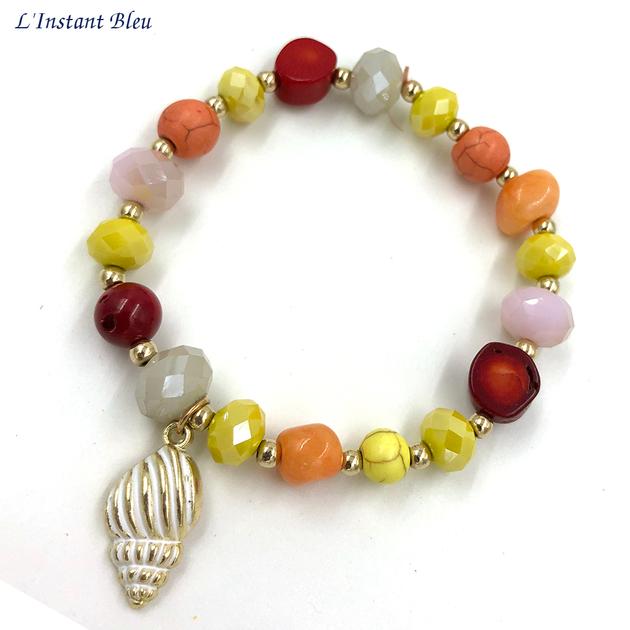 Bracelet Bohème « Manā » Esprit de la Mer-5.1