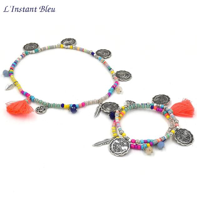 Bracelet Bohème « Manā » Esprit libre-4.1
