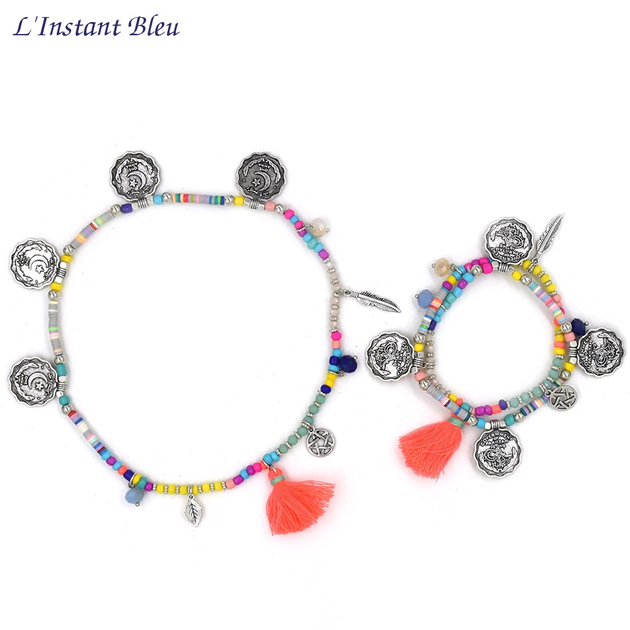 Bracelet Bohème « Manā » Esprit libre-6.1