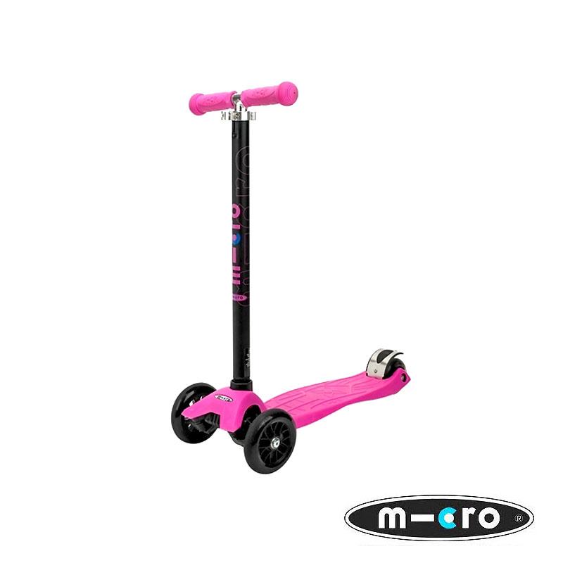 Trottinette Maxi Micro Rose - MICRO