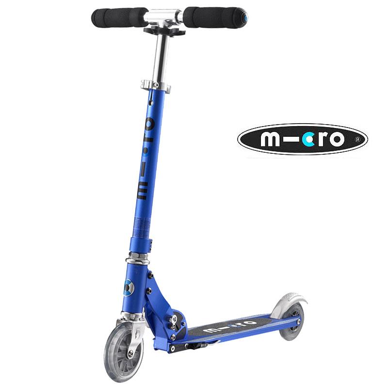 Trottinette Micro Sprite Bleu Saphir - MICRO