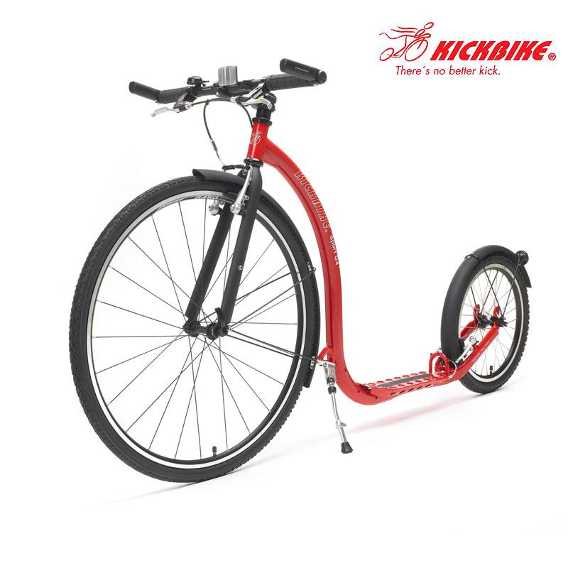 Kickbike SPORT G4- ROUGE