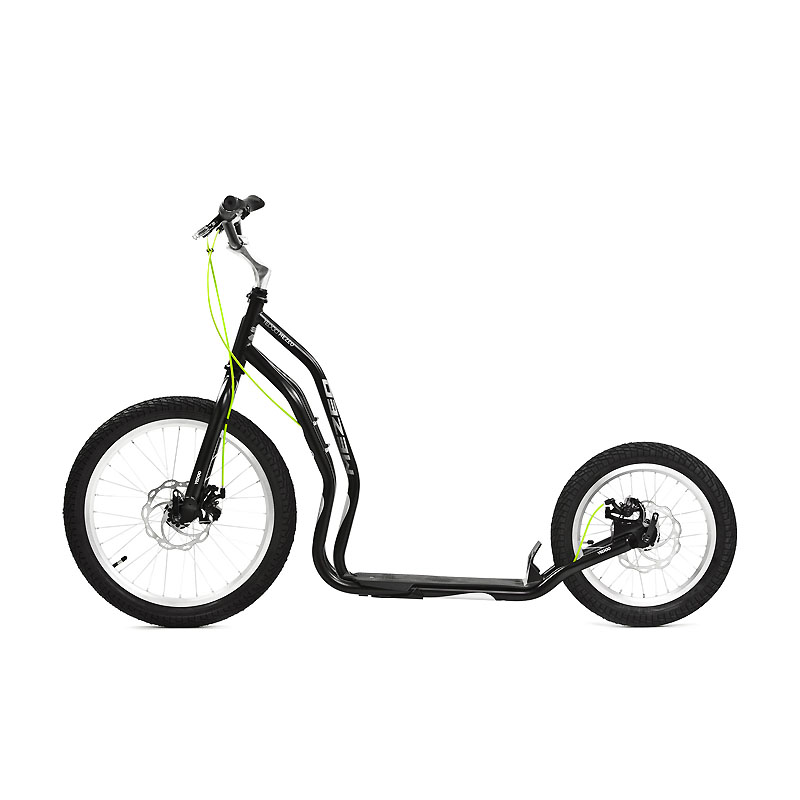 Trottinette New Mezeq Disc Noir- YEDOO