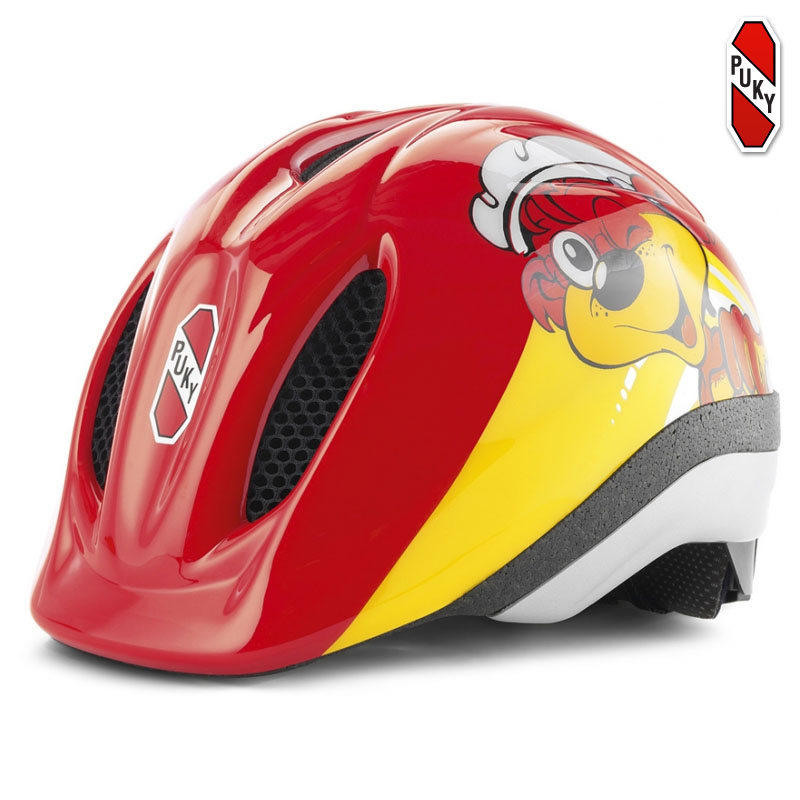 Casque PH1 Rouge S - PUKY