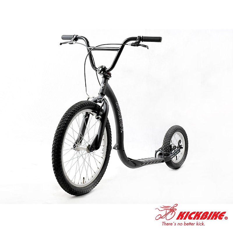Kickbike Freeride Noir -KICKBIKE