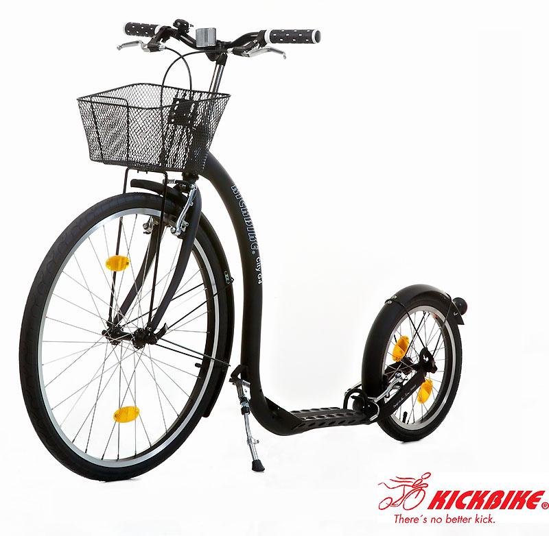 Kickbike City Noir G4 - KICKBIKE