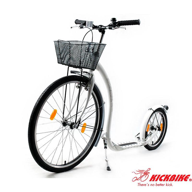 Kickbike City Blanc G4