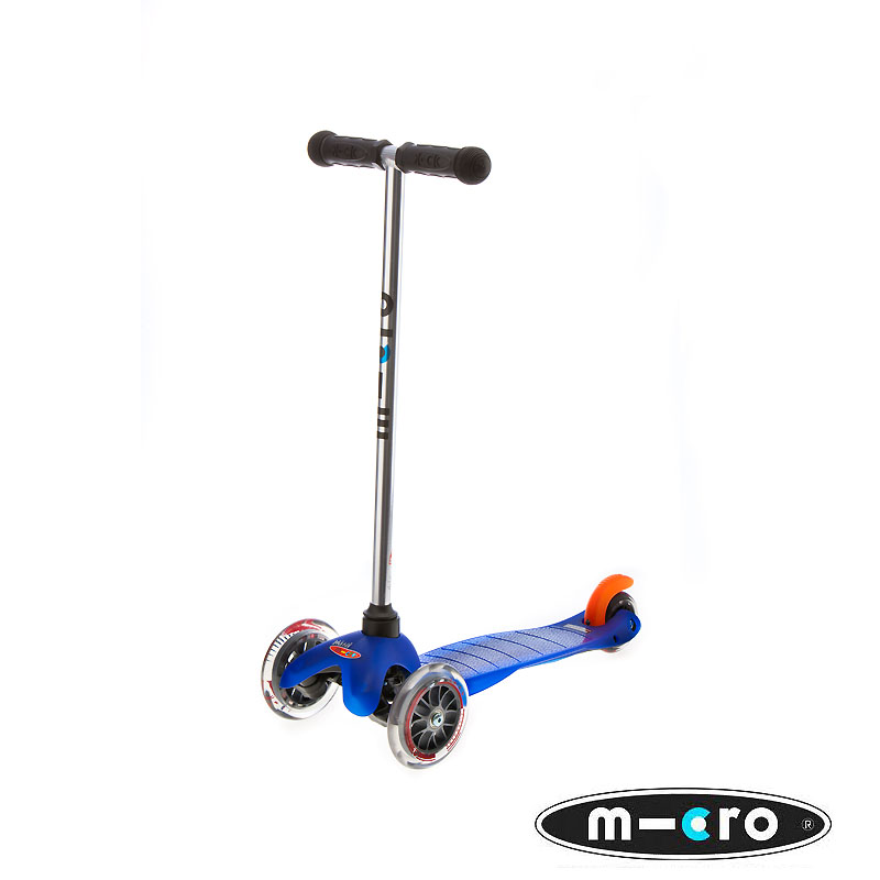 Trottinette Mini Micro Bleu - MICRO