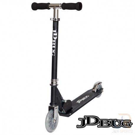 Trottinette JD Bug Junior MS100 Noire