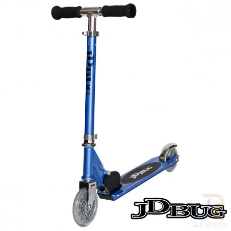 Trottinette JD Bug Junior MS100 Bleue