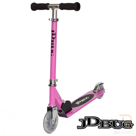 Trottinette JD Bug Junior MS100 Rose