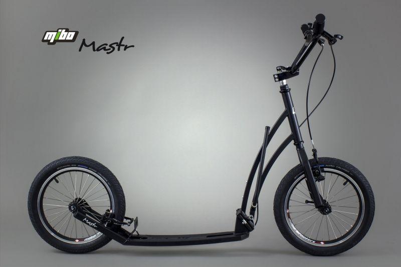 MIBO MASTER Noire 2016