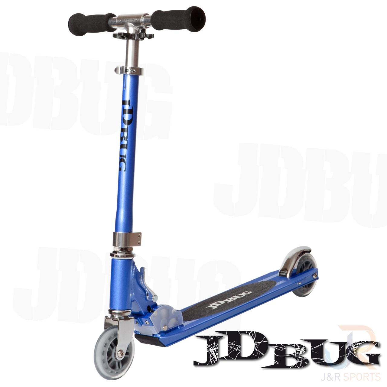 JD Bug Street Cadre couleur Bleue