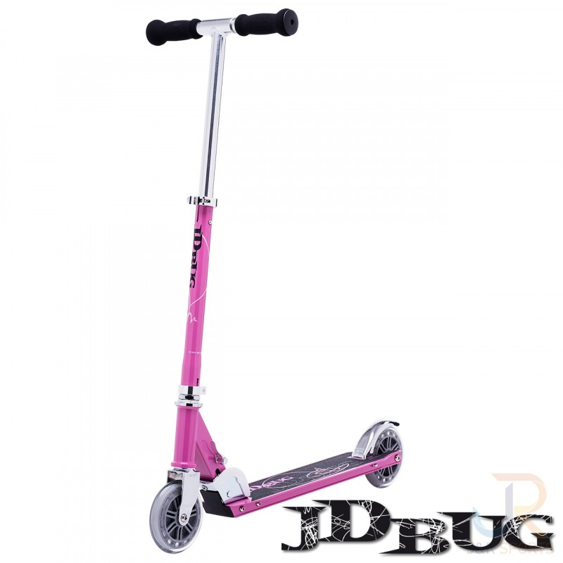 JD Bug Classic Street Cadre couleur Rose