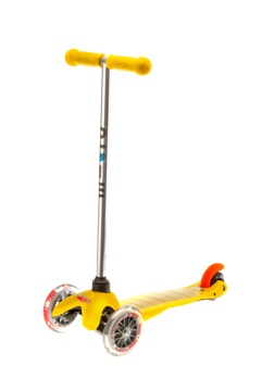 Trottinette Mini Micro Jaune