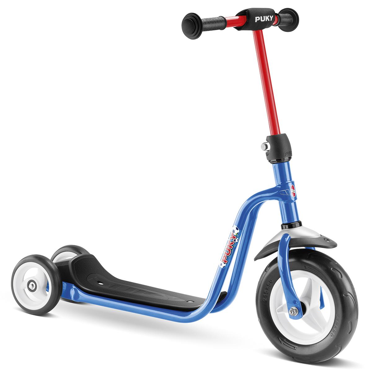 R1 Bleu trottinette 3 roues - PUKY