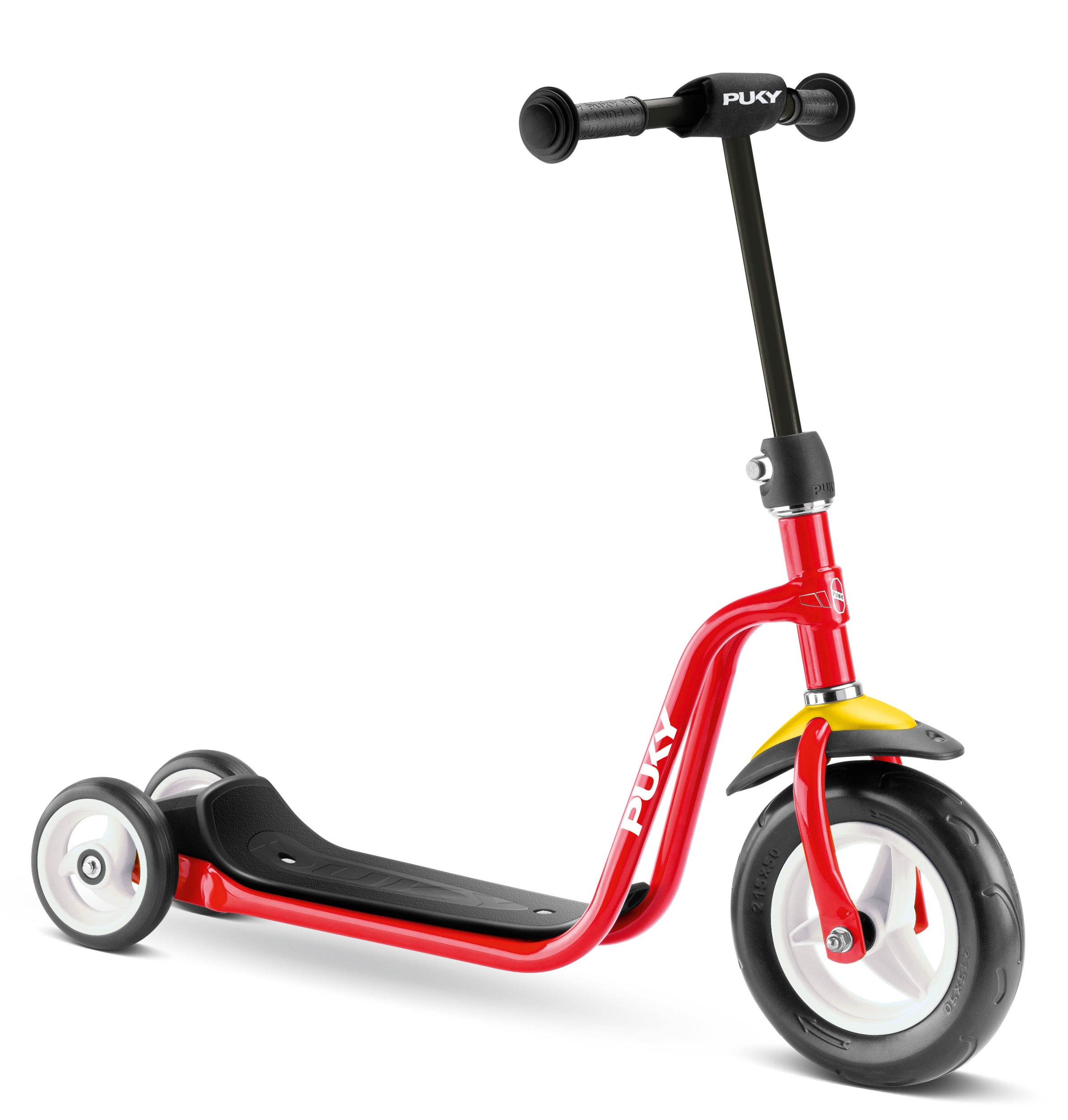 R1 Rouge 3 Roues trottinette PUKY