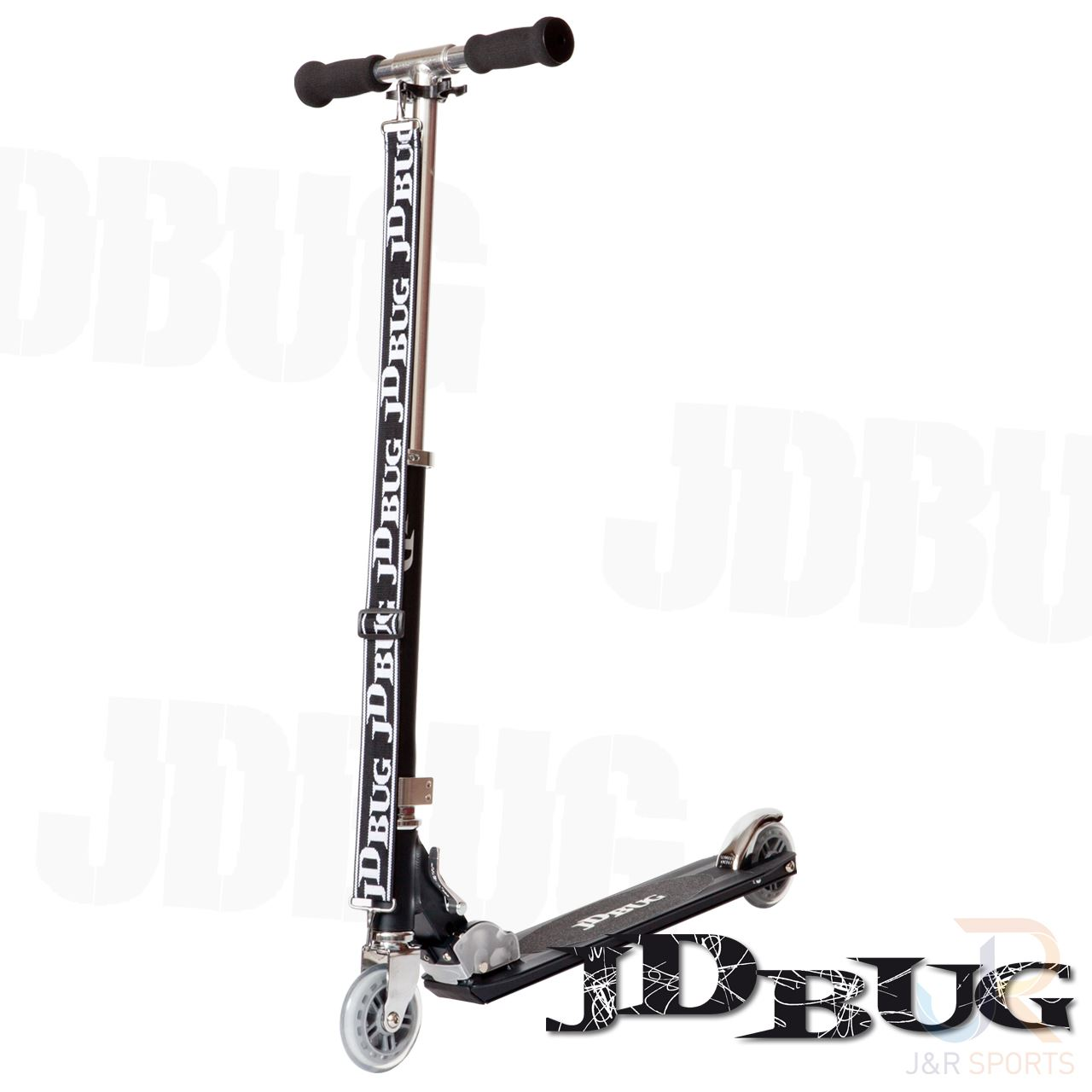 Trottinette MS130 Noire - JD BUG