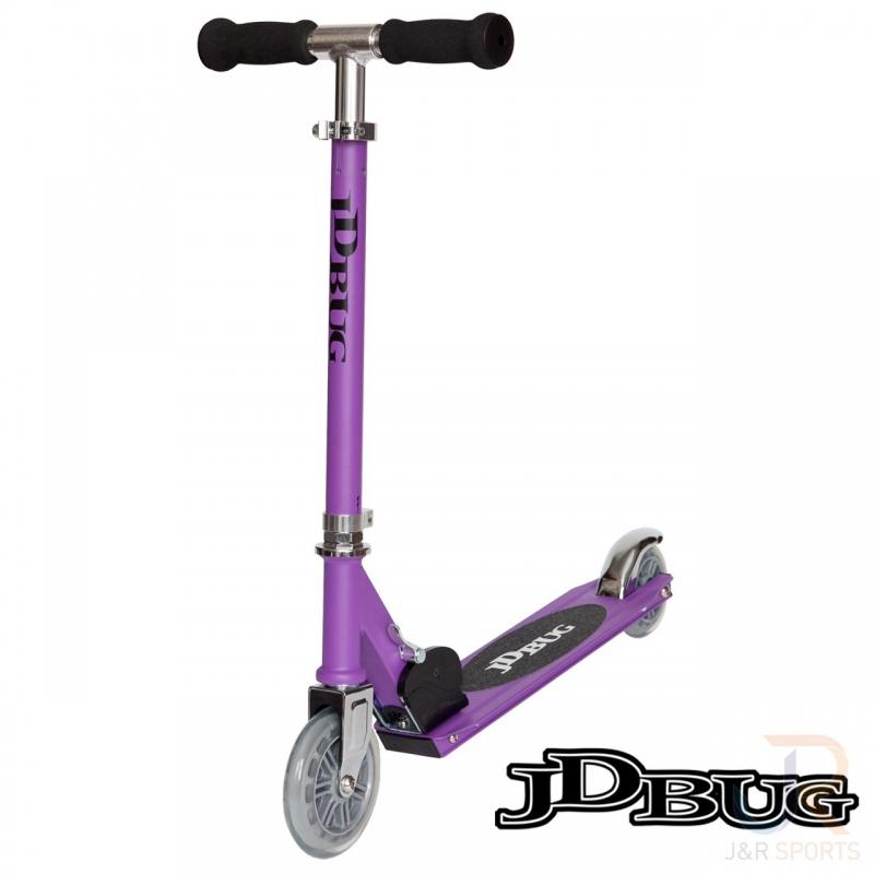 Trottinette JD Bug Junior MS100 Purple Violette