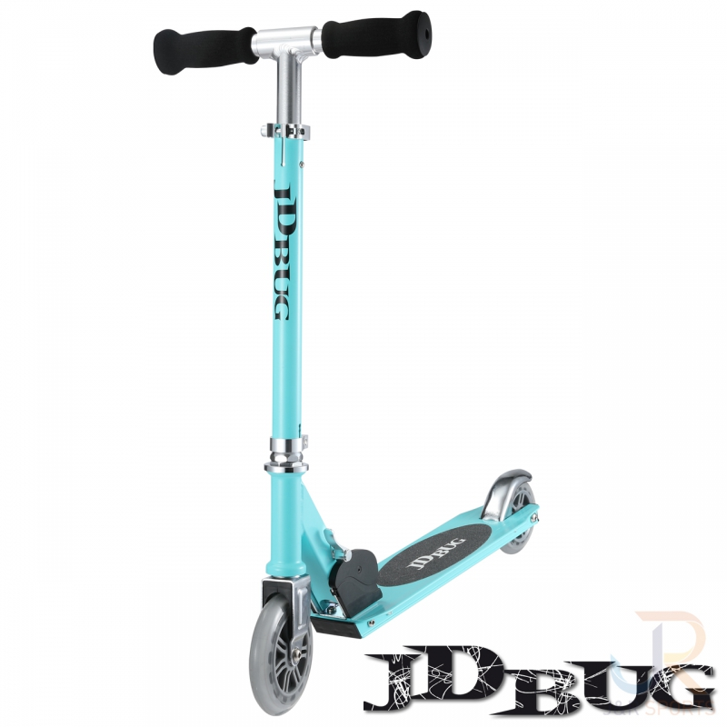 Trottinette JD Bug Junior MS100 Teal - Bleu Canard