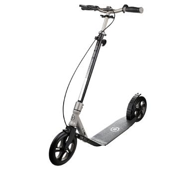 ONE-NL-230-ULTIMATE-gris métal-trottinette-grand-roue-pliable-pour-adulte-globber 4