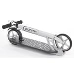 trotinette pliable transportable acier roues 200mm