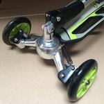 JD BUG Fiberglider 3 roues AV2