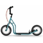 patinette Yedoo grande roues enfant Tidit_Bleu Vert
