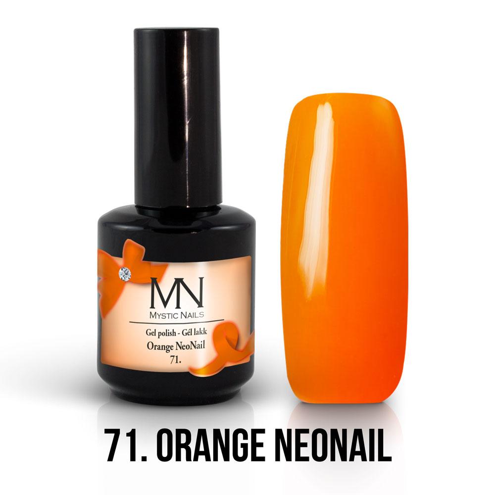071 - Orange NeoNail