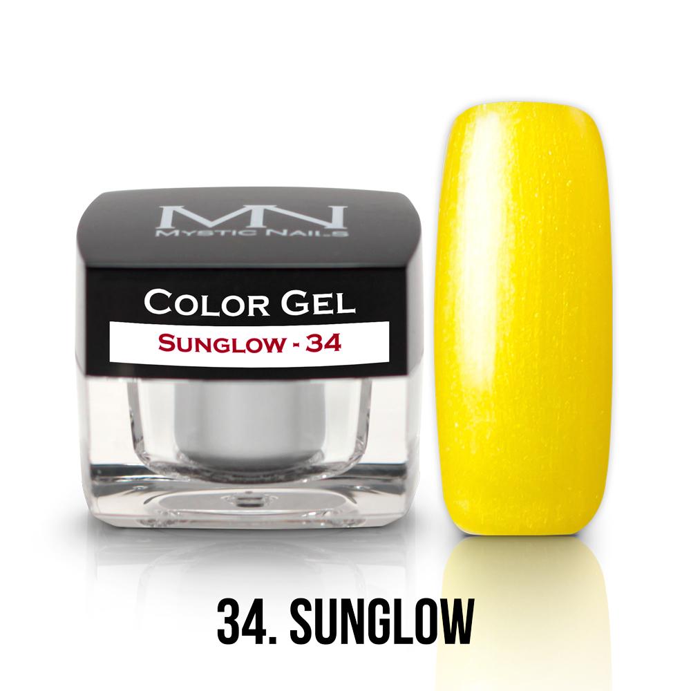 34 - Sunglow