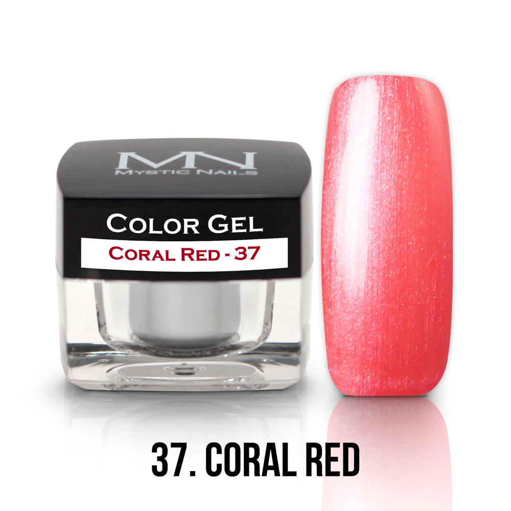 37 - Coral Red