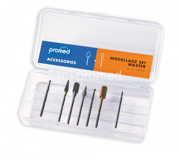 Lot Pro Master 7 embouts