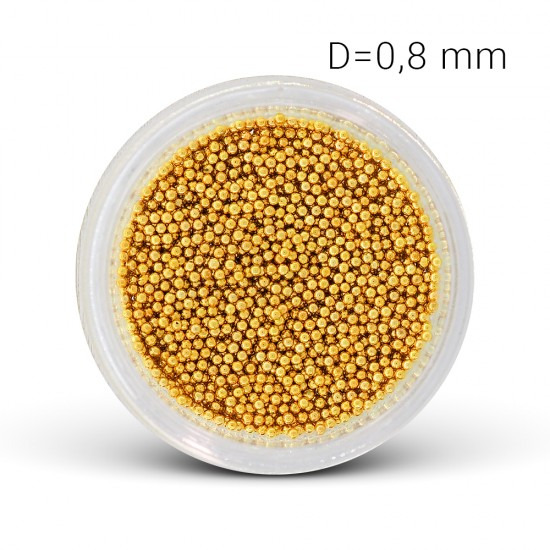 Gold - 0.8mm